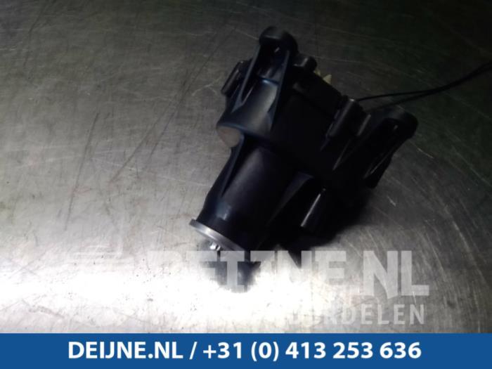 Wervelklep motor - Volvo V40