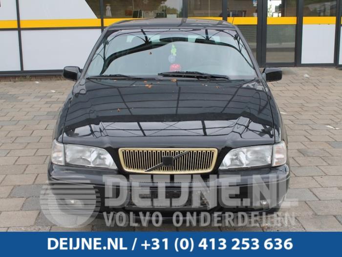 Voorbumper - Volvo S70
