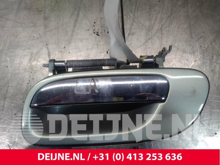 Portiergreep 4Deurs links-achter - Volvo S80