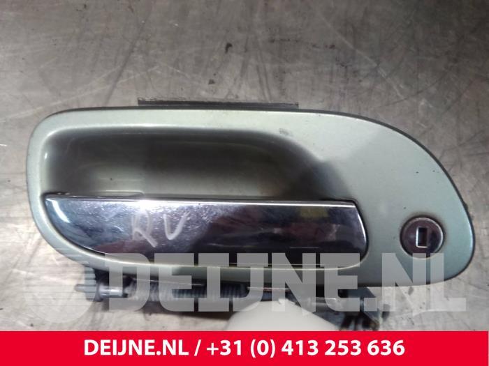 Portiergreep 4Deurs rechts-voor - Volvo S80