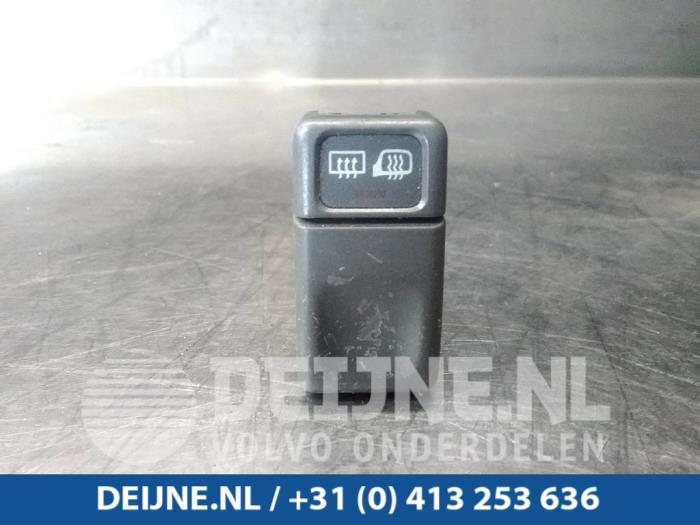 Verwarmingsschakelaar Achterruit - Volvo C70