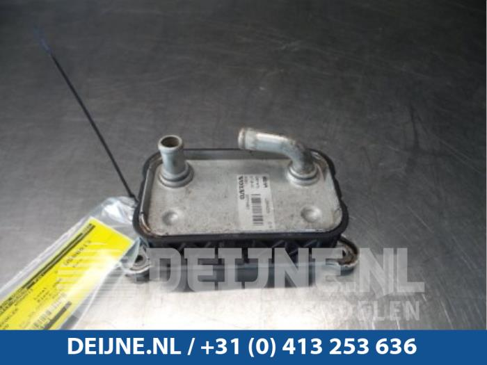 Oliekoeler - Volvo C70