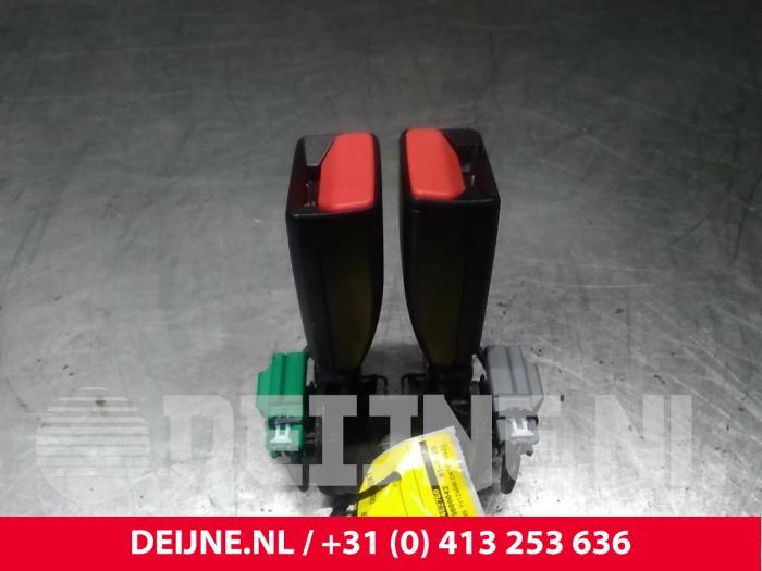 Veiligheidsgordel Insteek links-achter - Volvo V60