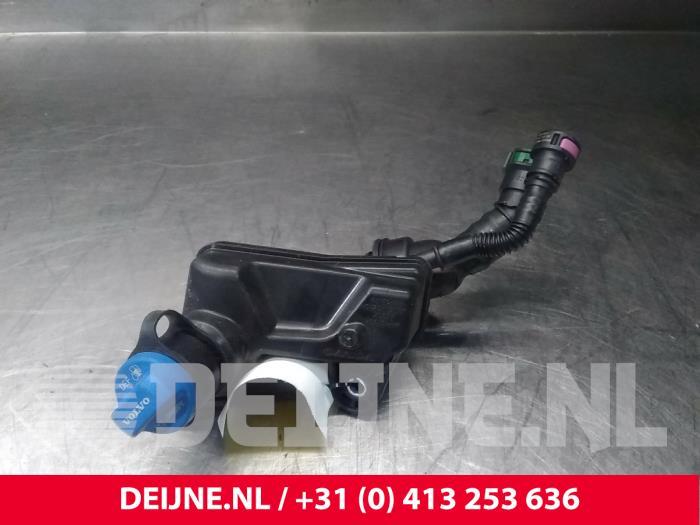 Vulpijp ad-blue tank - Volvo V60