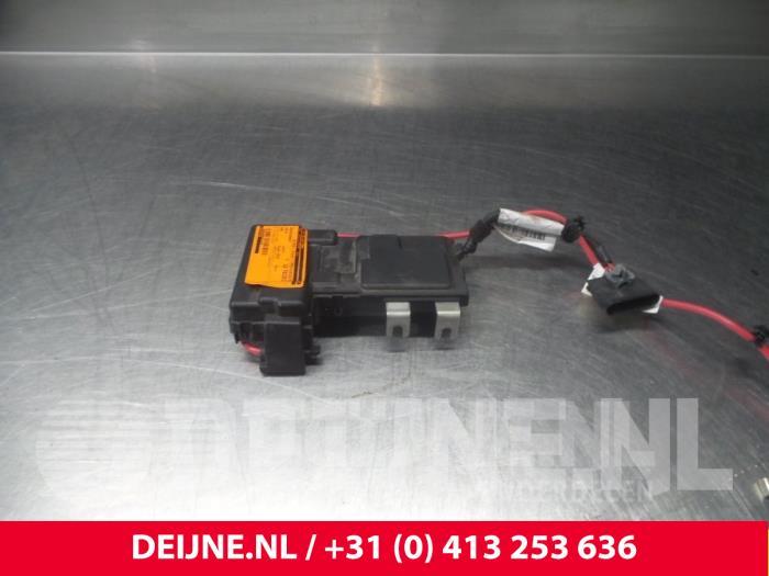 Start/Stop computer - Volvo S60