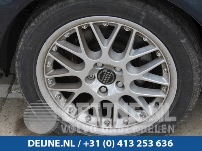 Velgen set - Volvo C70