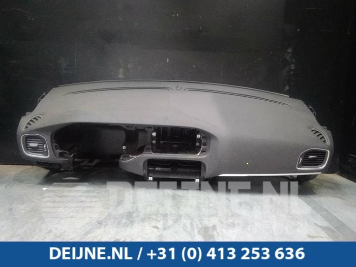 Dashboard - Volvo V40