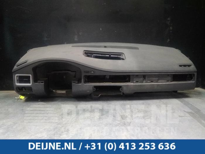 Dashboard - Volvo V70