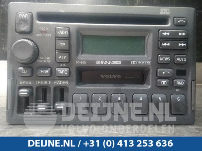 Radio - Volvo C70