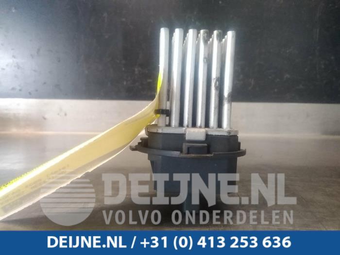 Kachel Weerstand - Volvo XC60