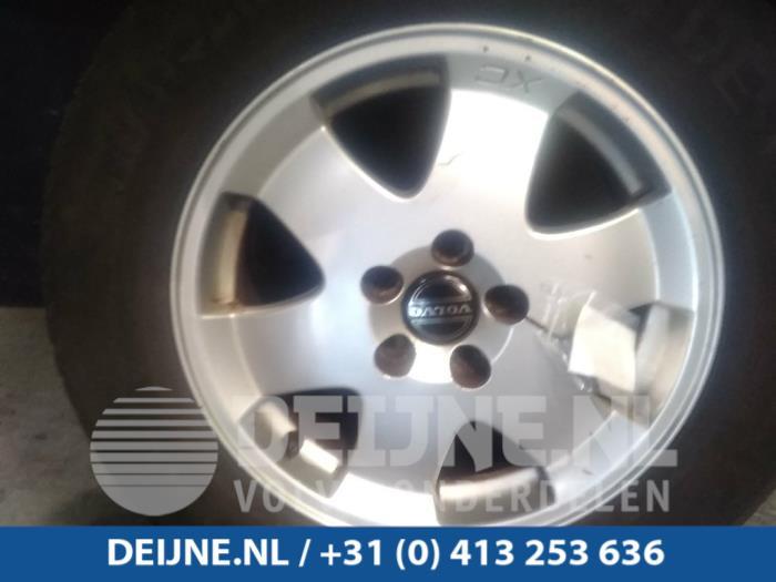 Sportvelgen Set - Volvo XC70