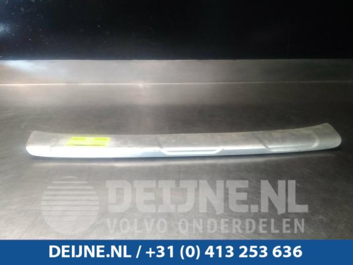 Spoiler voorbumper - Volvo V40