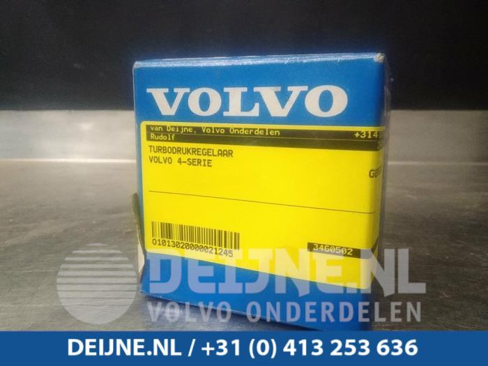 Turbodrukregelaar - Volvo 4-Serie