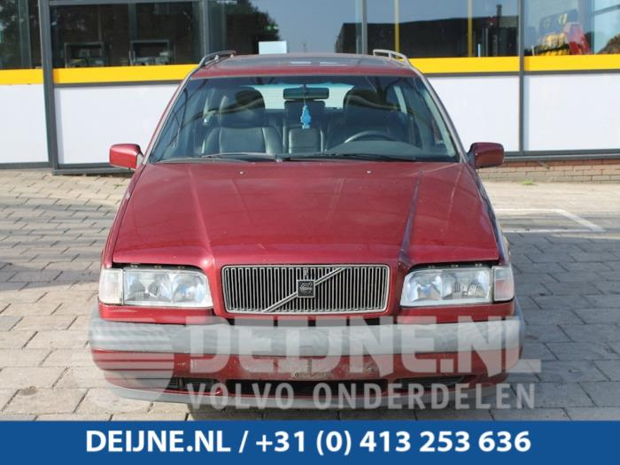 Voorbumper - Volvo 850