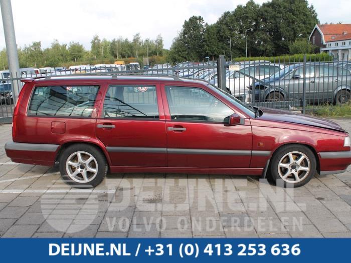 Velgen set - Volvo 850