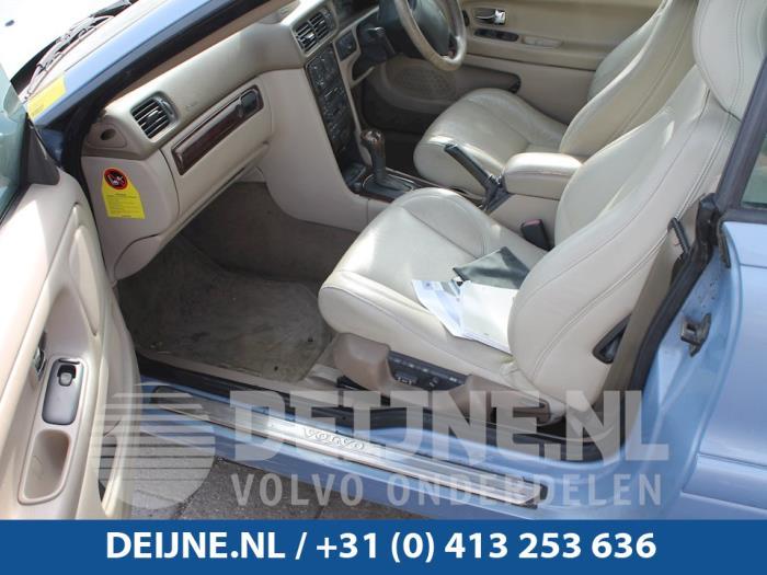 Stoel links - Volvo C70