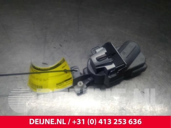 Stuurhuis Slot - Volvo XC60