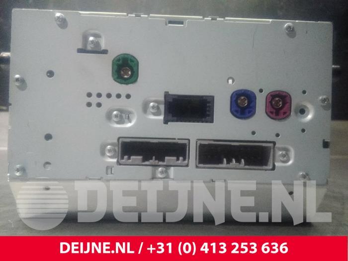 Regelunit Multi Media - Volvo XC40