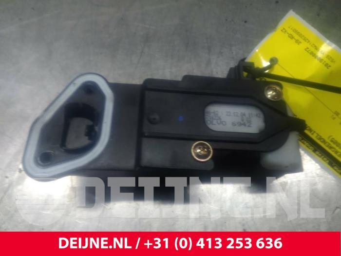 Tankklep Vergrendelingsmotor - Volvo V50