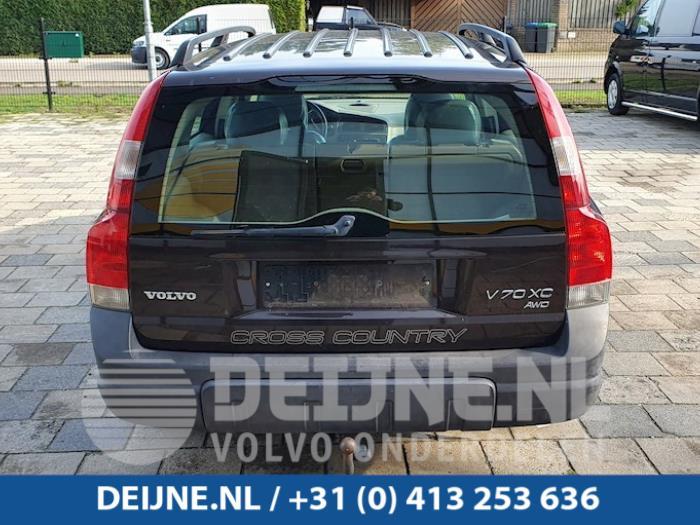 Achterklep - Volvo XC70