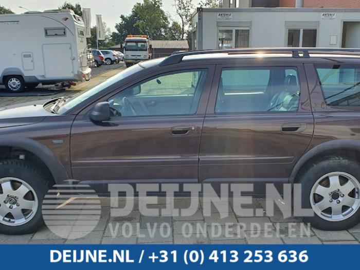 Velgen set - Volvo XC70