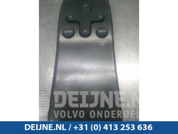 Afstandsbediening navigatie - Volvo V70