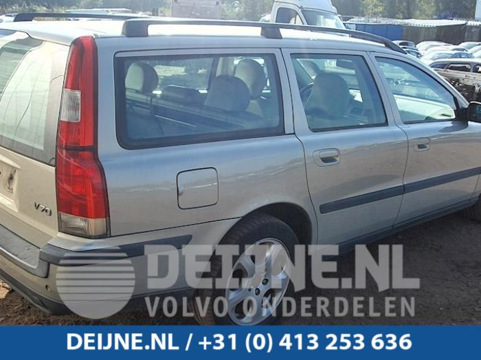 Dakdrager set - Volvo V70