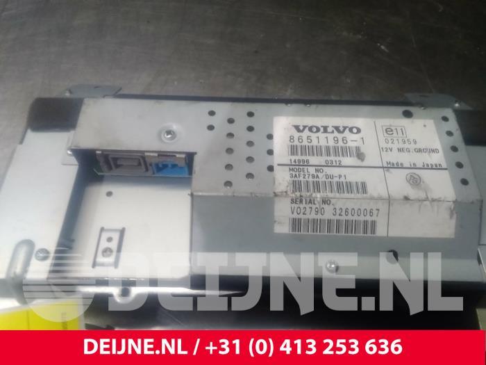 Navigatie Display - Volvo V50