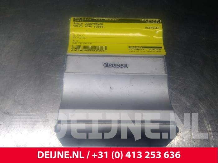 Radio versterker - Volvo XC90