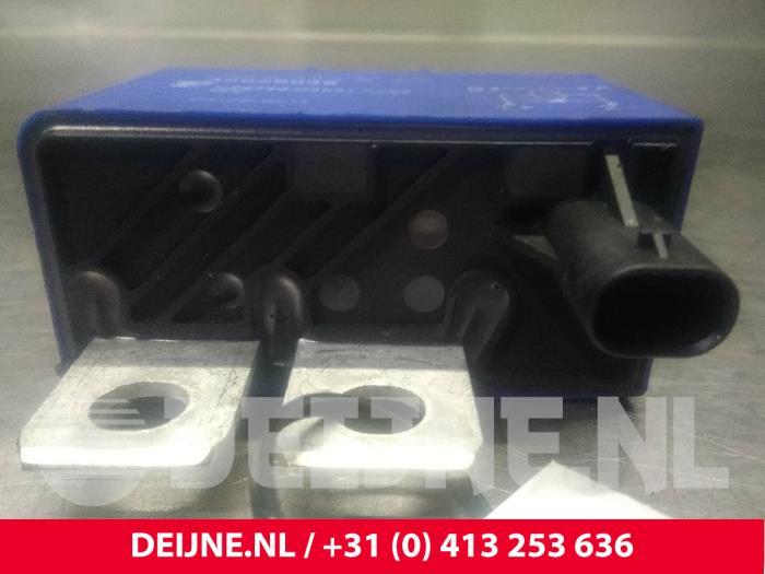 Start/Stop relais - Volvo V70