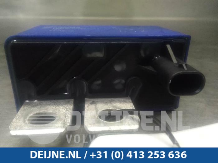 Start/Stop relais - Volvo V60