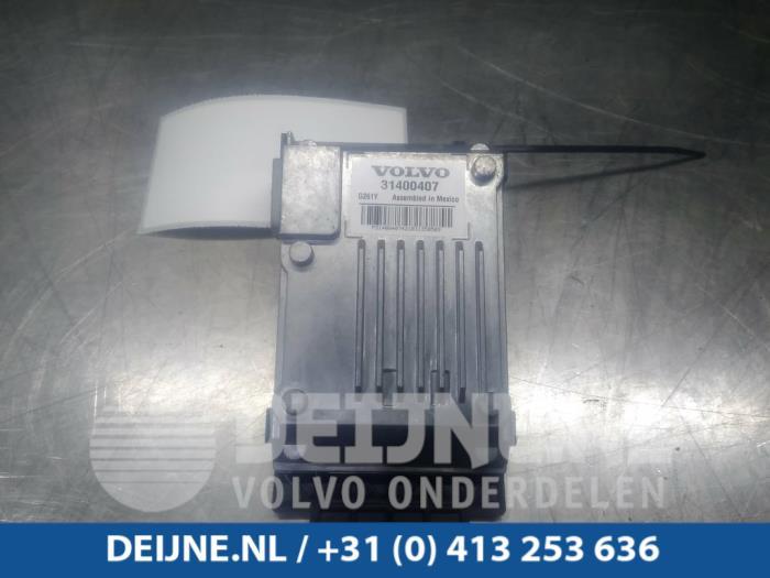 Camera voorzijde - Volvo S60