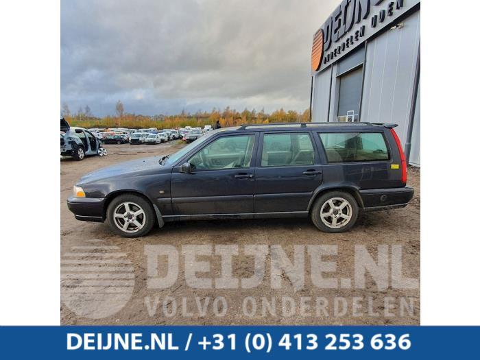 Velgen set - Volvo V70