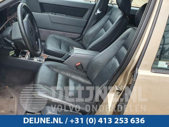 Bekleding Set (compleet) - Volvo 850