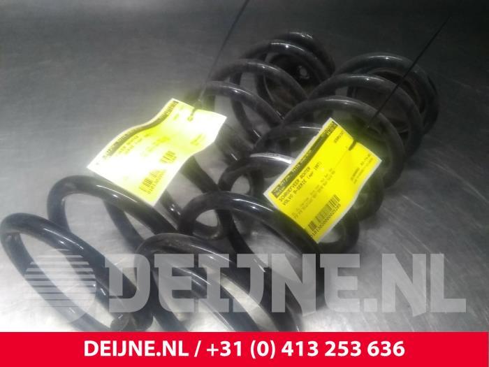 Schroefveer achter - Volvo 9-Serie
