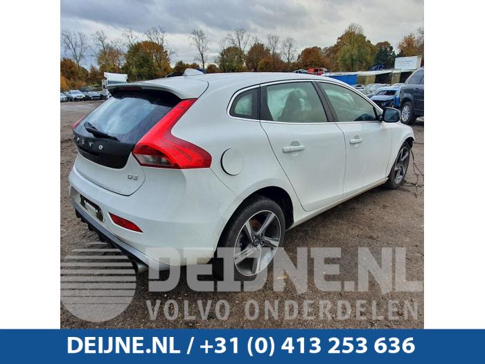 Achterspoiler - Volvo V40