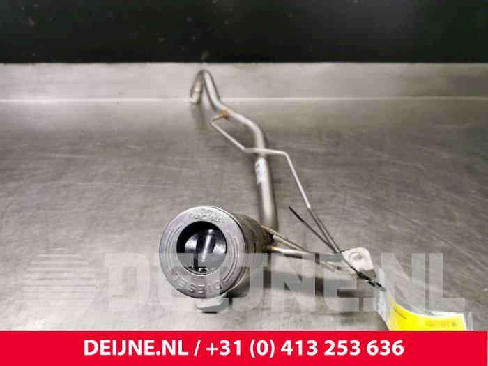 Vulpijp Brandstoftank - Volvo XC60