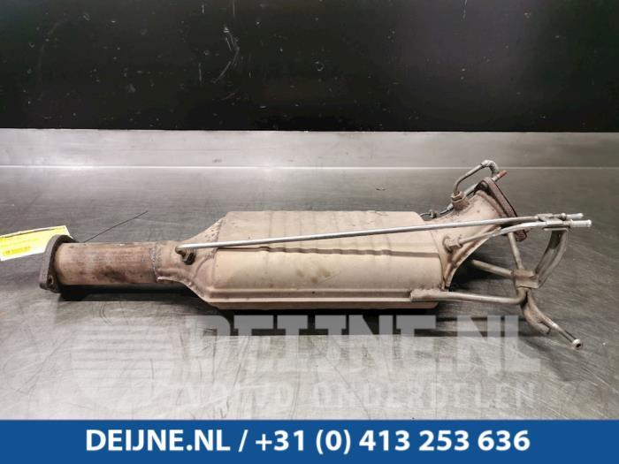 Roetfilter - Volvo S80