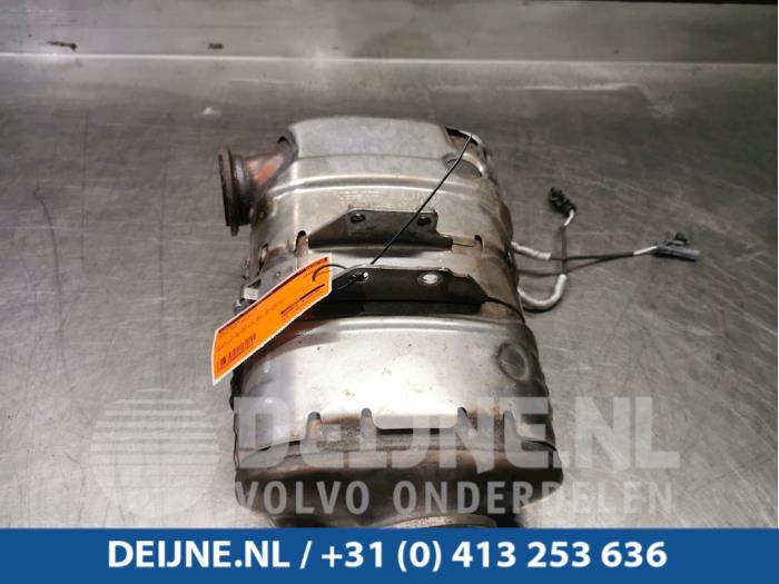 Roetfilter - Volvo V60