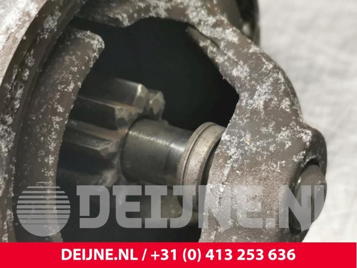 Startmotor - Volvo S70