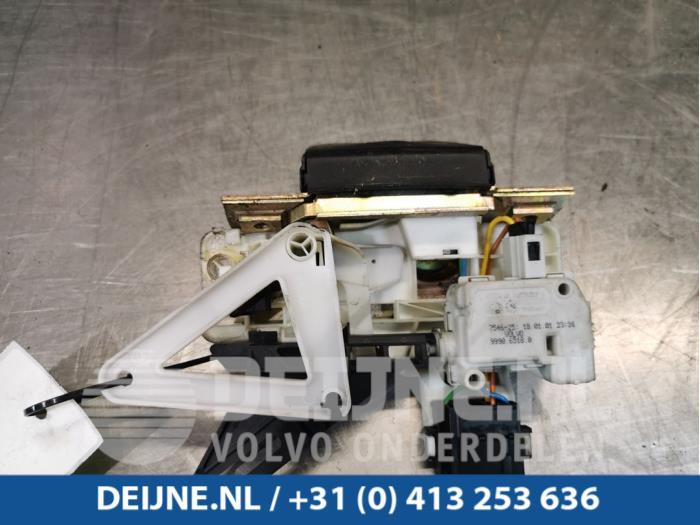 Slotmechaniek Achterklep - Volvo XC70
