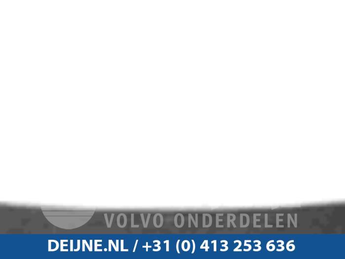 Spoiler voorbumper - Volvo S40