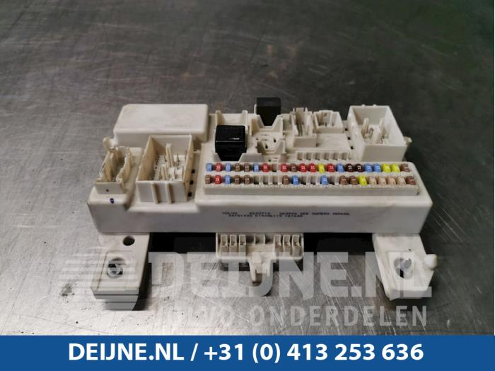 Central electronic module - Volvo S60