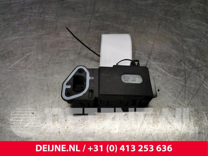 Tankklep Vergrendelingsmotor - Volvo S40