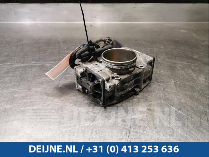 Gasklephuis - Volvo C70
