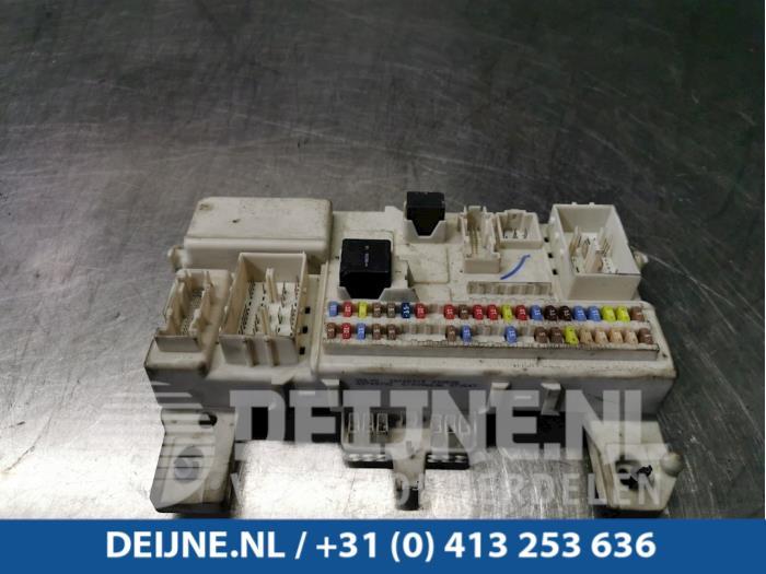 Central electronic module - Volvo V50