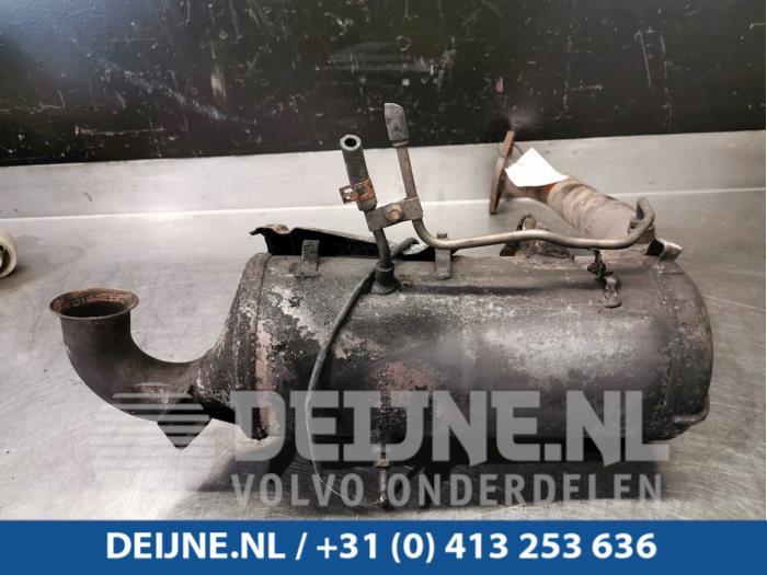 Roetfilter - Volvo V50