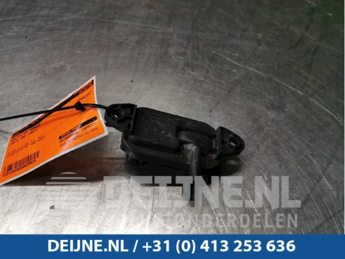 Roetfilter sensor - Volvo V50