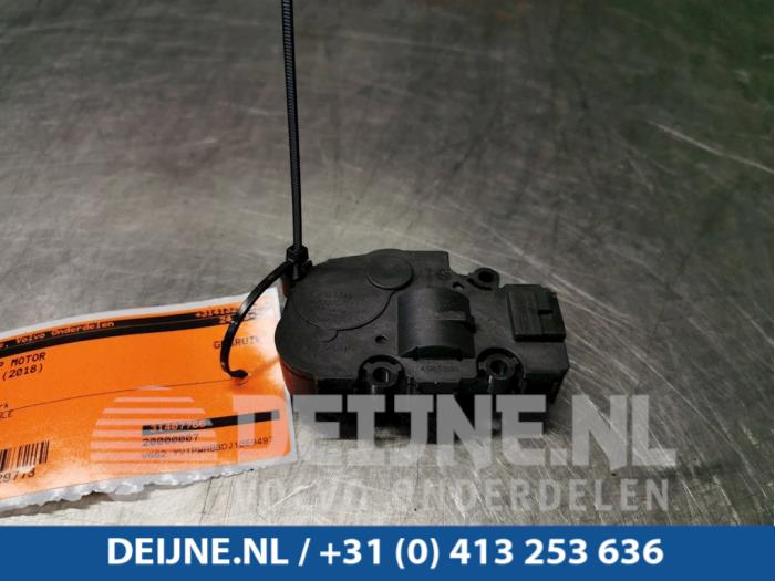 Kachelklep Motor - Volvo V90