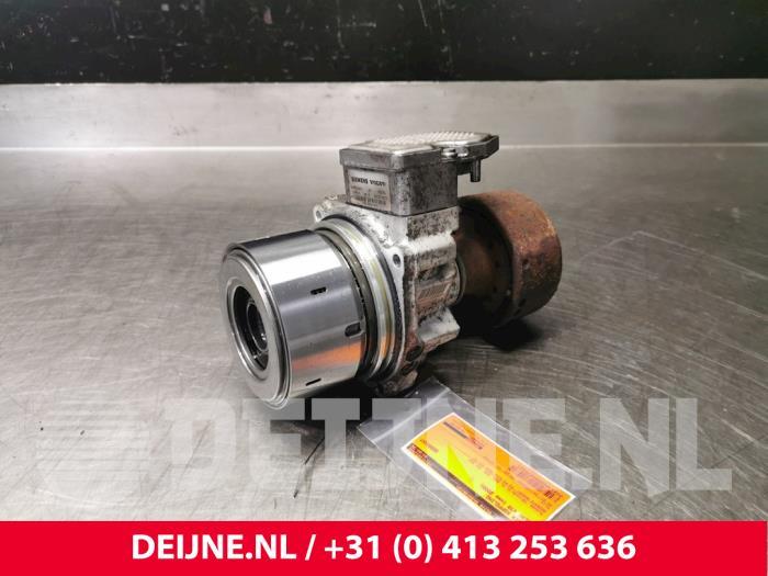 Haldex koppeling - Volvo V70